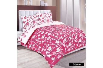 Blossom Quilt Cover Set DOUBLE