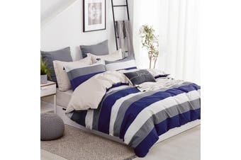 Brenton Quilt Cover Set Queen