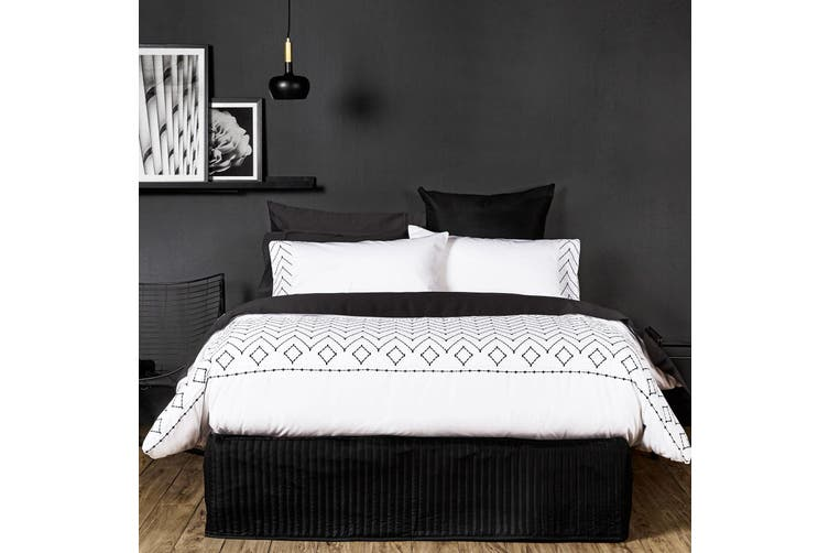 Morocco Quilt Cover Set QUEEN