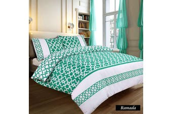 Ramada Quilt Cover Set DOUBLE