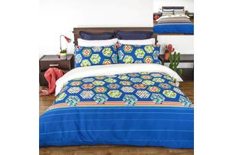 Soda Reversible Quilt Cover Set by Apartmento