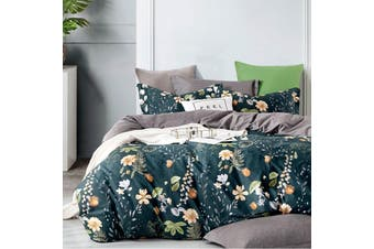 Susan Quilt Cover Set Double