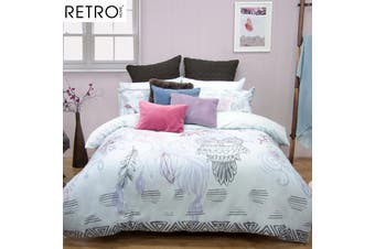 Twilight Quilt Cover Set King