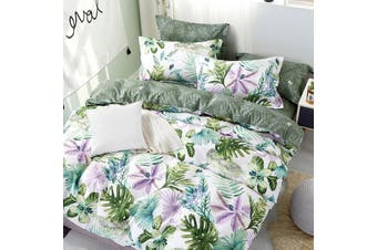Zampi Quilt Cover Set Double