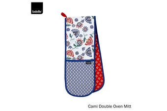 Cami Kitchen / BBQ Double Oven Mitt by Ladelle