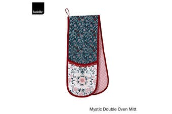 Mystic Kitchen / BBQ Double Oven Mitt by Ladelle