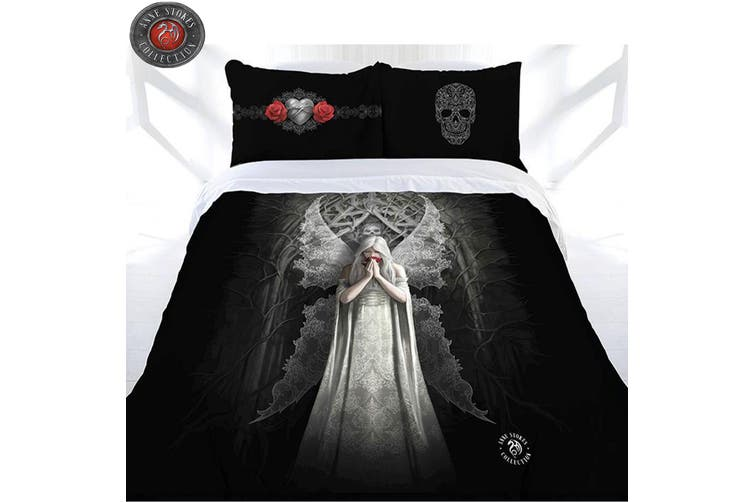 Anne Stokes Only Love Remains Quilt Cover Set Queen