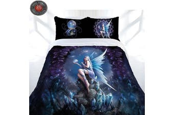 Anne Stokes Stargazer Quilt Cover Set Double