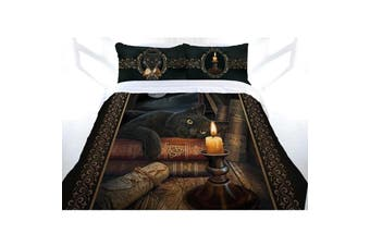 The Witching Hour Quilt Cover Set King