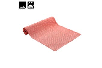 Torque Kitchen / Dining Table Runner Red by Ladelle