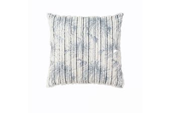 Logan & Mason Filled Cushion Miami White