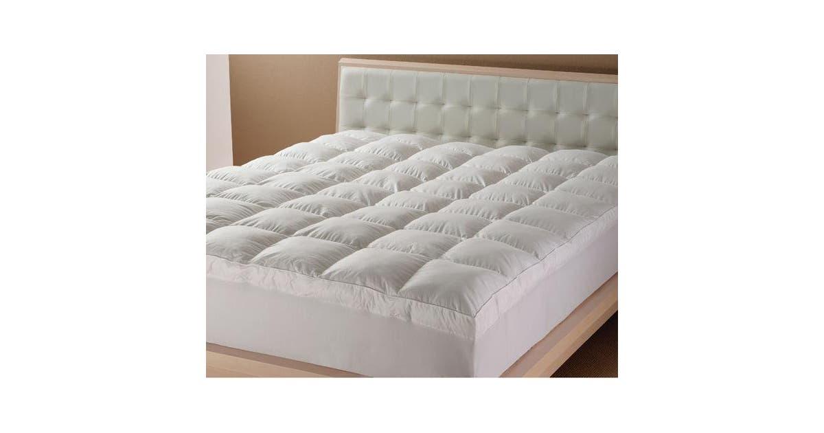 Logan Mason 1000gsm Pillowtop