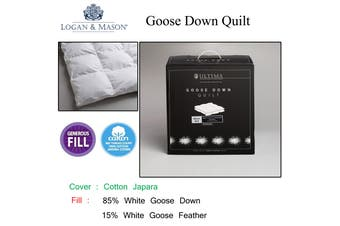 Goose Down Quilt King