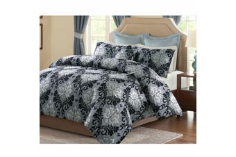 Balzac Quilt Cover Set - King