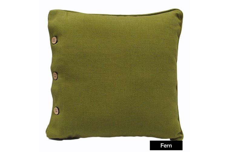 Wheel Fantasia Cushion FERN