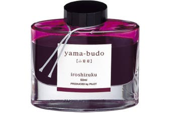 Pilot Iroshizuku Fountain Pen Ink 50ml: Yama-budo