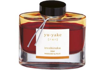 Pilot Iroshizuku Fountain Pen Ink 50ml: Yu-yake