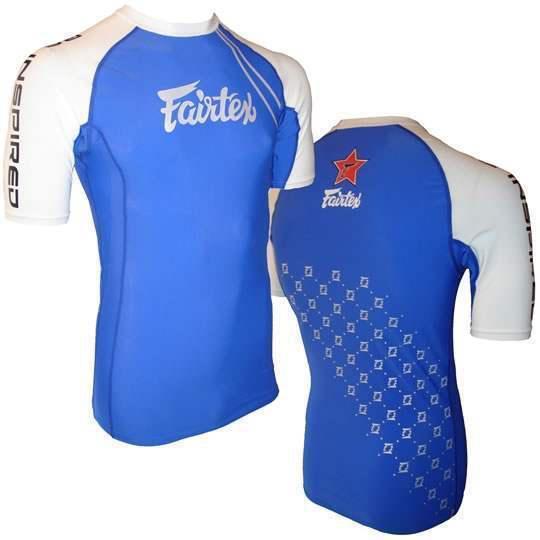 Short Sleeve Rash Guard RG2 FAIRTEX