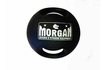 MORGAN Double Handled Medicine Ball Set For Ab and Body Workout[5Kg]
