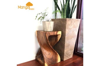 Raintree Wood Side Table/Corner Table/Planet Stand