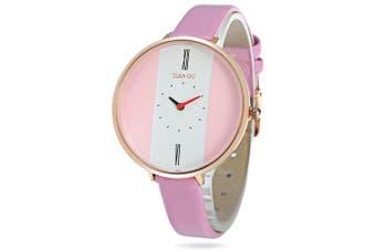 TIAN OU TU - 11 Lady Quartz Watch- Pink