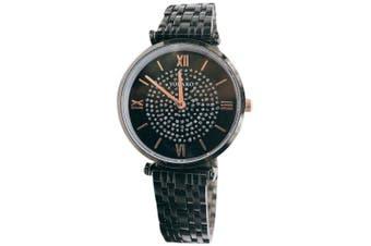 YOLAKO Y001 Starry Sky Style Lady Quartz Watch- Black