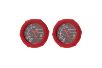 2PK Acurite Stainless Steel Silicone Dial Meat Food Kitchen Cooking Thermometer