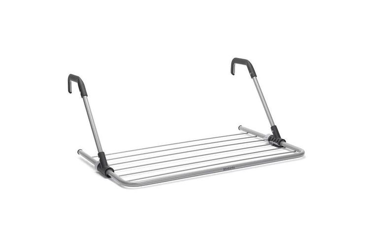 Brabantia Door Hanging Drying Rack Foldable Garment Laundry Clothes Hanger Airer