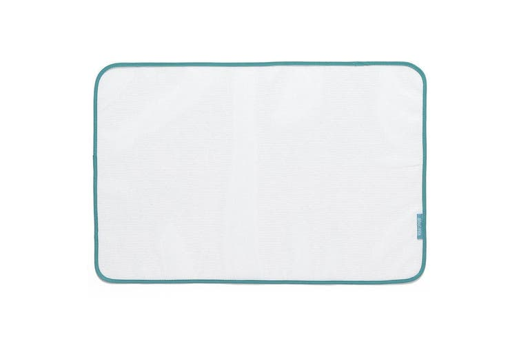Brabantia Protective Ironing Cloth Cover Press Mesh Pad Board Home Tool White