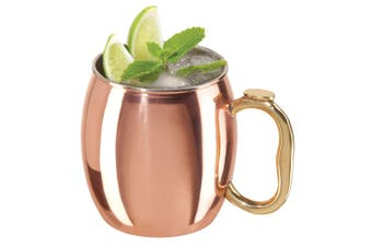 Oggi 600ml Moscow Mule Cocktail Stainless Steel Drinking Barware Mug Cup Copper