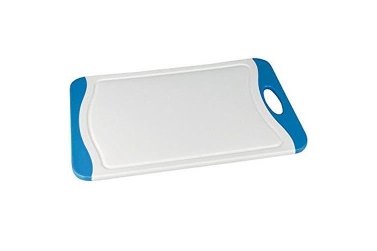 Pyrolux Cutting Board Blue Kitchen Cutting Board Anti Microbial Multi Purpose