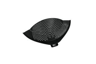 Metaltex Clip-On Noodles Food Pasta Strainer Colander for 20-28cm Pot Cookware