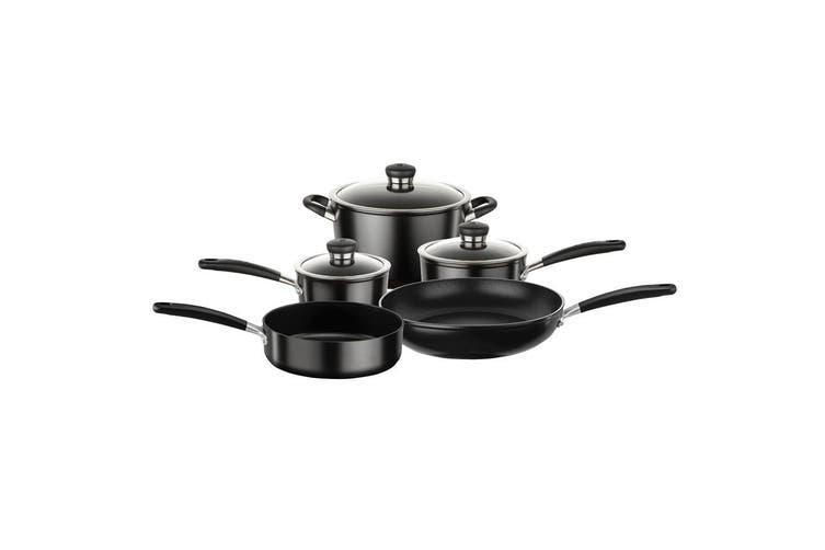5pc Circulon Ultimum Non Stick Induction Cookware Set Frying Sauce Pan Stockpot