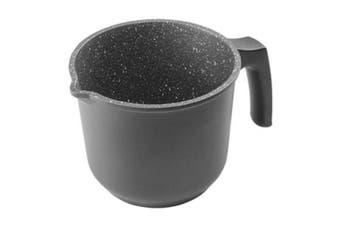 Pyrolux Pyrostone 1.5L Milk Jug Pan Non-Stick Stoneware Oven Dishwasher Safe