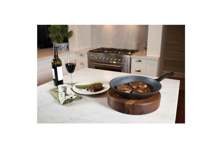 4pc Pyrolux Pyrostone Non-Stick Frypan Saucepan Chef Pan Induction Cookware Set