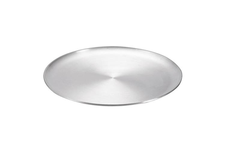Avanti Aluminium Pizza Tray 36cm Oven Safe Kitchen Outdoors Chef Cooking Dough