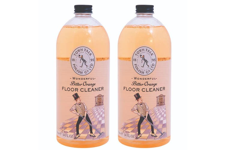 Mr. Town Talk 2L Wonderful Bitter Orange Liquid Floor Marble Stone Wash Cleaner