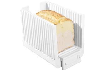 Avanti Bread Slicing Guide Loaf Toast Sandwich Guiding Cutter Slicer Kitchen