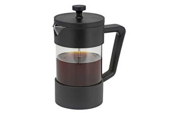 Avanti 600ml 4 Cups Sorrento Coffee Plunger Stainless Steel Glass Coffee Maker