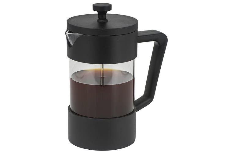 Avanti 1L 8 Cup Sorrento Coffee Plunger Stainless Steel Glass Press Coffee Maker