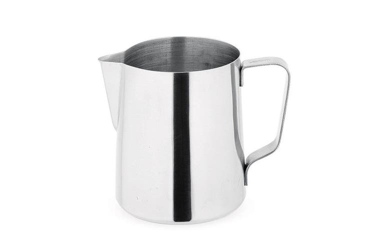 4PK Avanti Stainless Steel 600ml Milk Serving Jug Frothing Steaming Pitcher Tea