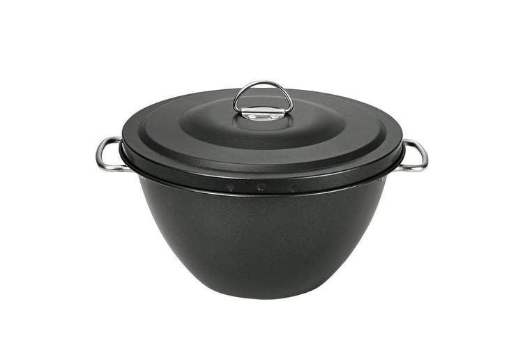 Avanti 2.8L Non Stick Christmas Pudding Fruitcake Mould Steamer Bowl Baking Pot