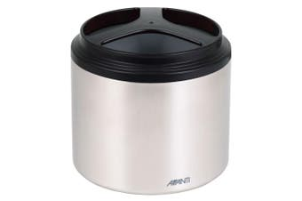 Avanti 1L Vacuum Insulated Hot Cold Food Container Storage Stainless Steel Flask