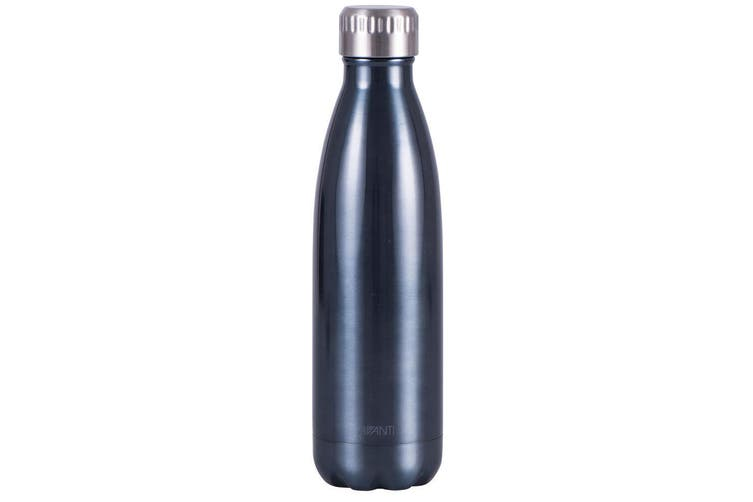 Avanti 500ml Water Vacuum Thermo Bottle Stainless Steel Cold Hot Drink Blue
