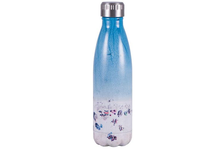 2x Avanti 500ml Water Vacuum Thermo Bottle 2 Wall Stainless Steel Cold Drink BC