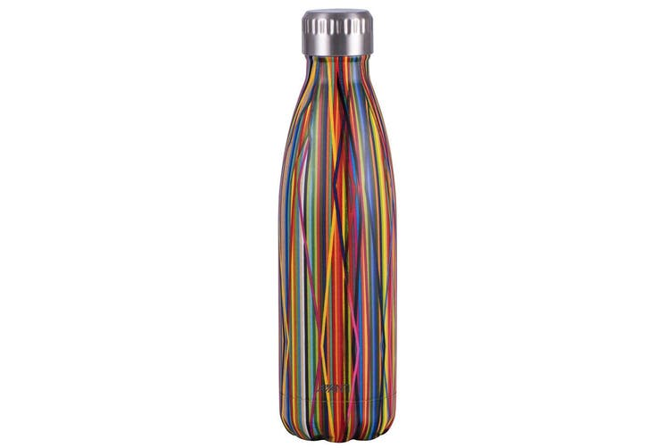 Avanti 500ml Water Vacuum Thermo Bottle Stainless Steel Cold Hot Drink Streamers