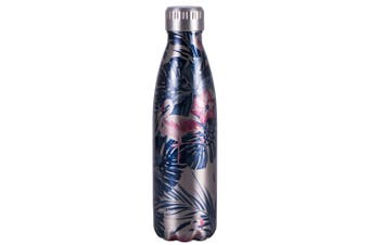 Avanti 500ml Water Vacuum Thermo Bottle Stainless Steel Cold Hot Drink Flamingo