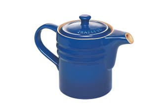 Chasseur La Cuisson 450ml Oil Dripping Jug w Strainer for Dressing Sauce Blue