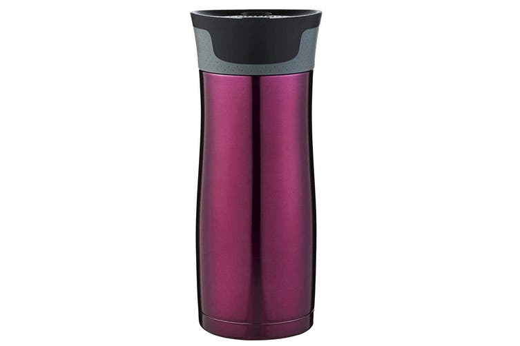 Contigo West Loop Autoseal Mug 473ml Stainless Steel Water Container Watermelon