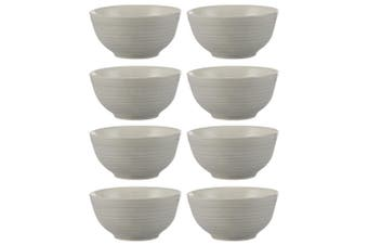 8pc Mason Cash 10cm Prep Bowl William Dessert Herbs Food Dip Kitchen Bowls White